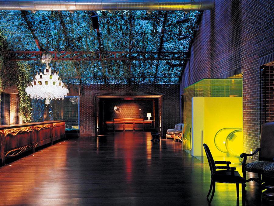 Boutique Hotel Hudson NY, lobby - hall
