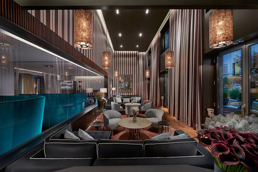 Luxury Hotel Mandarin Oriental Milan - aree comuni