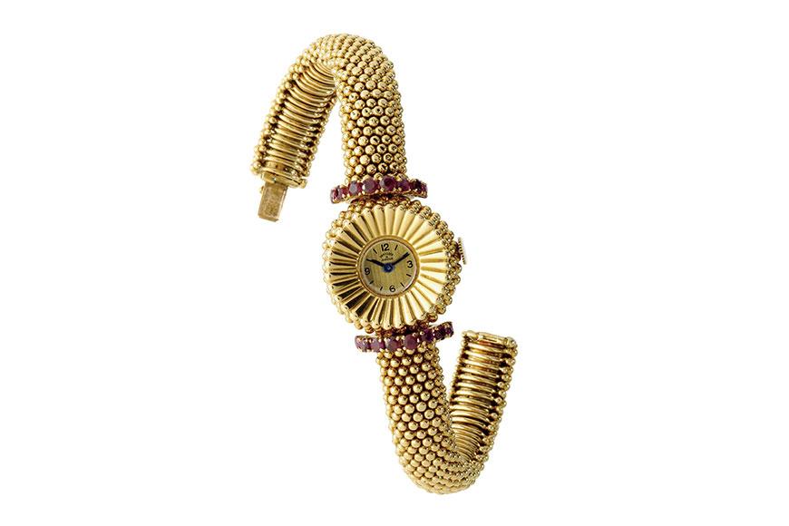Van Cleef & Arpels - orologio couscous wristwatch
