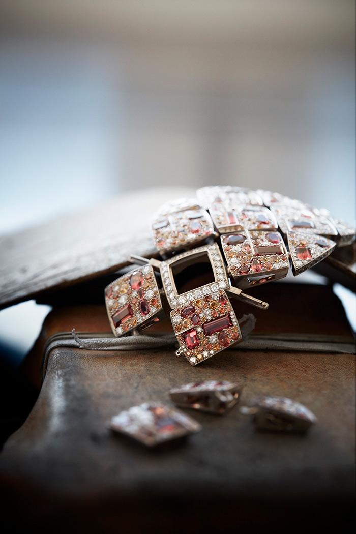 orologio gioiello foto-2-signature-grenat-watch-13-colour