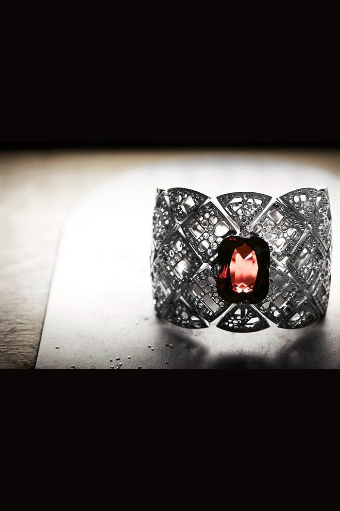 orologio gioiello chanel foto-4-signature-grenat-watch-12-colour