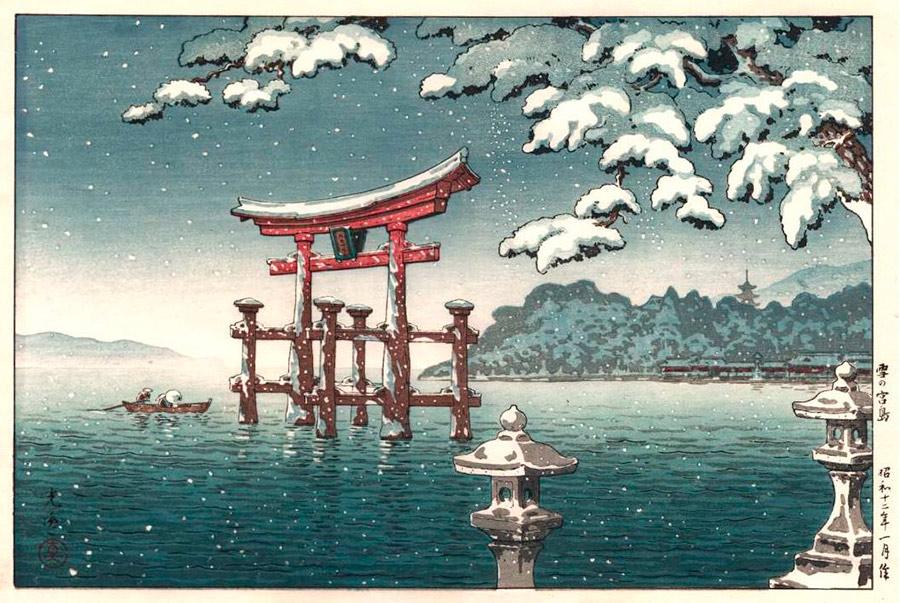 Braquenié - grand-corail-woodblock-printing-ukiyo-e-04