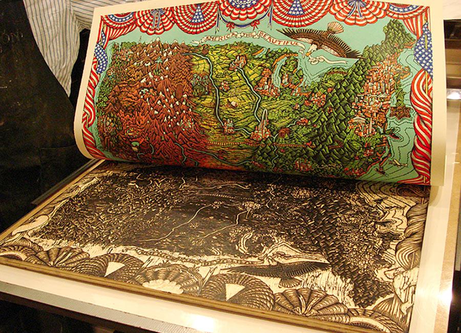 grand-corail-woodblock-printing-xilografia-02