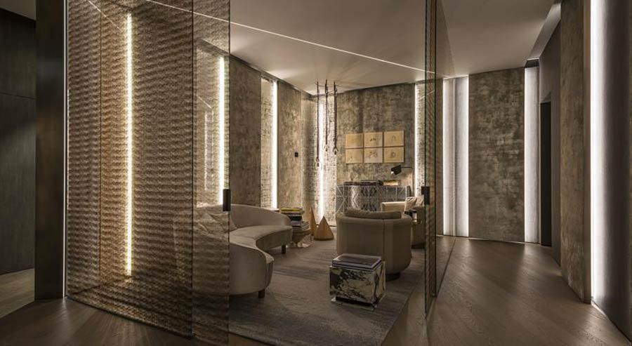 palazzo fendi roma spazio living