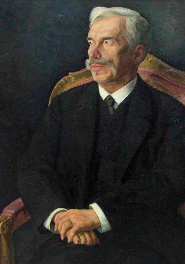 Fondation Louis Vuitton ospita le opere di Sergei Shchukin volto di questo ritratto