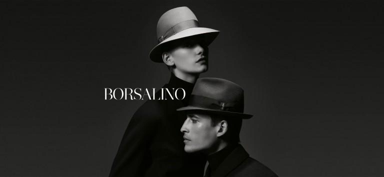 borsalino, i modelli della campagna winter 2016