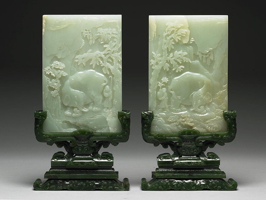 giada-coppia-schermi-da-tavolo-con-decoro-elefante-dinastia-qing