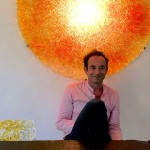 Il metacrilato con Jacopo Foggini diventa arte di luci e colori