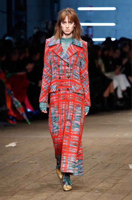 missoni-2 sfilata moda modella alta moda