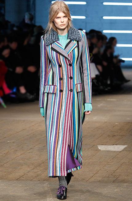 missoni-sfilata moda modella alta moda
