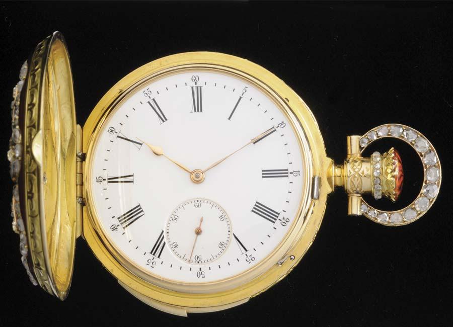 Milano Parmigiani Fleurier festeggia vent'anni oggetto restaurato orologio cipolla