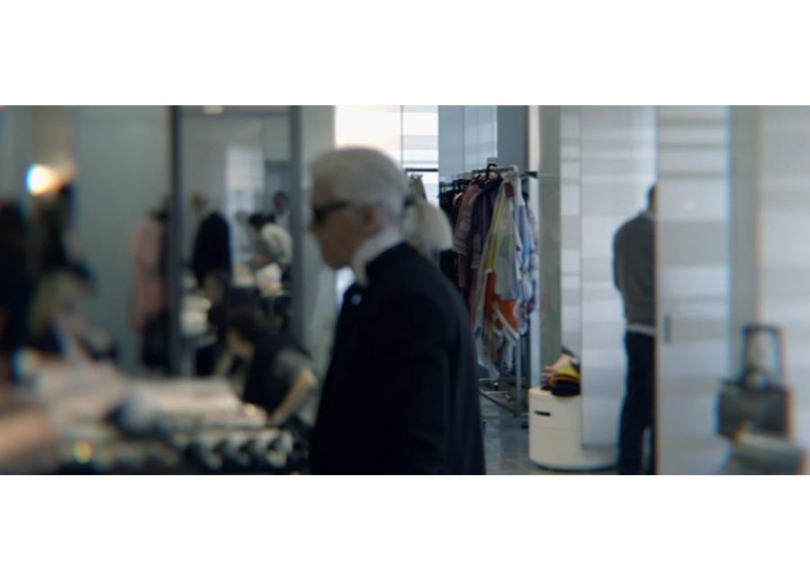 chanel 2.55-Karl-Lagerfeld