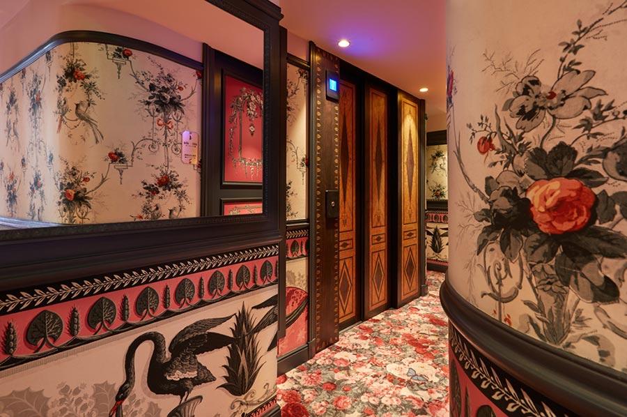jobo-hotel-paris_interni- corridoi bambi-sloan_2