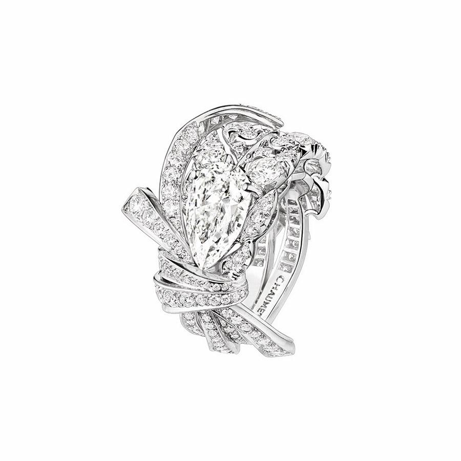 chaumet-anello-offrandes-dete-oro-bianco-1diamante-vista-laterale