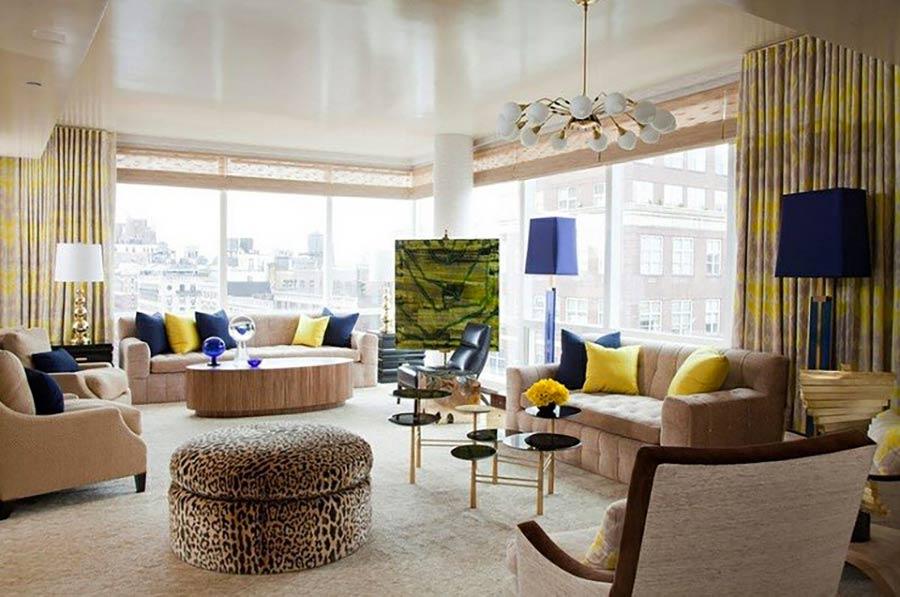 amanda nisbet: Interior-Designer-Foto6-Arredamento-e-design-contemporaneo-contrasti-cromatici