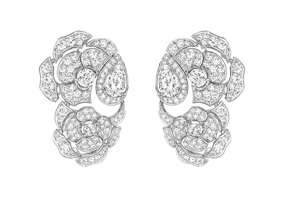 """Coco avant Chanel - orecchini """"Gabrielle Chanel"""""""