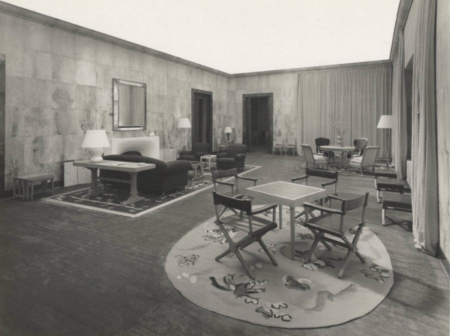 Jean Michel-Frank-interior-design-foto6-interni-progettati-per-Templeton-Crocker