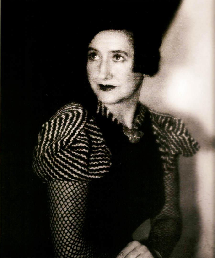 Madeleine Castaing-interior-designer-foto-1-foto-bianco-e-nero-madeleine-giovane-designer