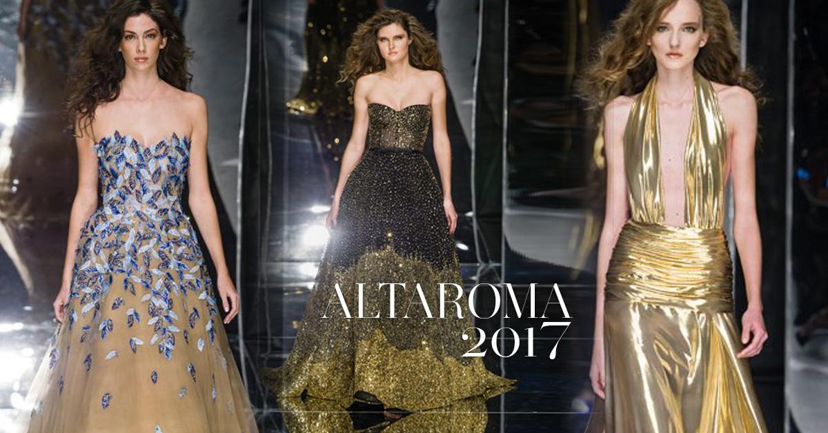 Al via altaroma 2017 l 39 alta moda italiana accanto alle for Altaroma gennaio 2017