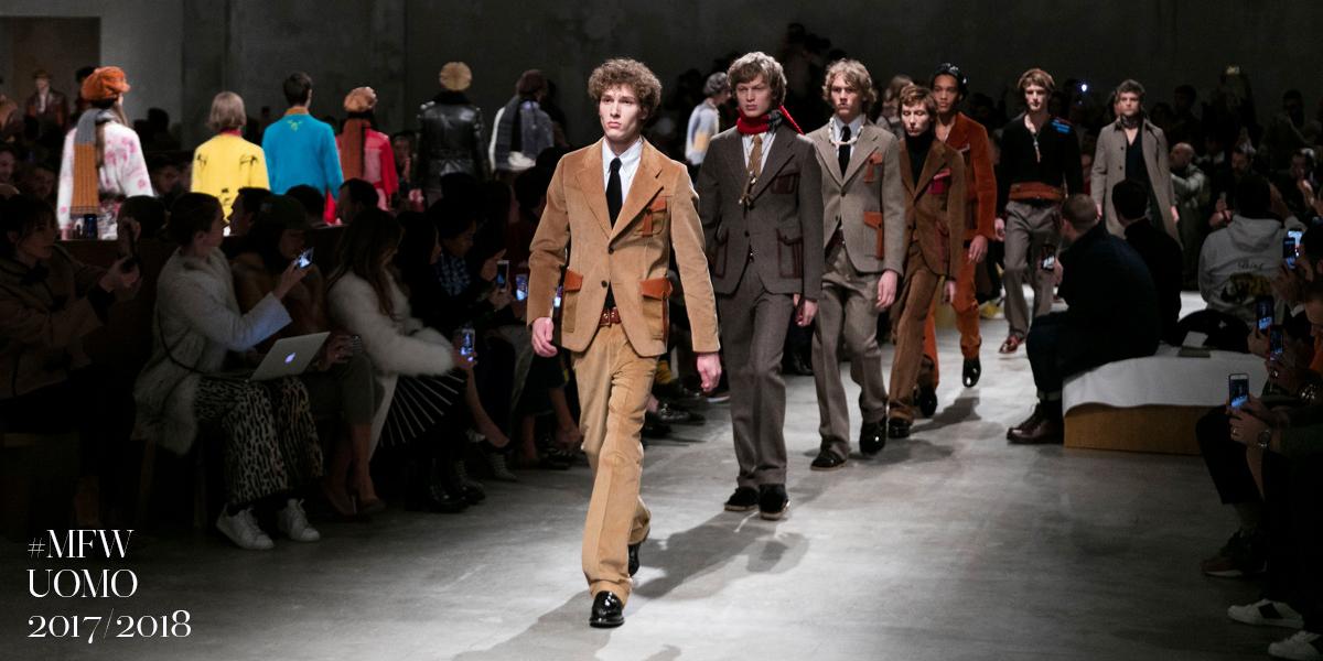 Milano Fashion Week Uomo  il tailoring di un moderno globetrotter 1ed2a84bce3