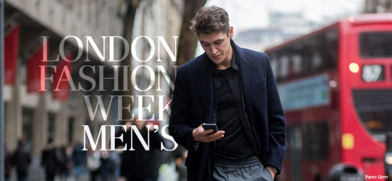 london fashion week men's-copertina