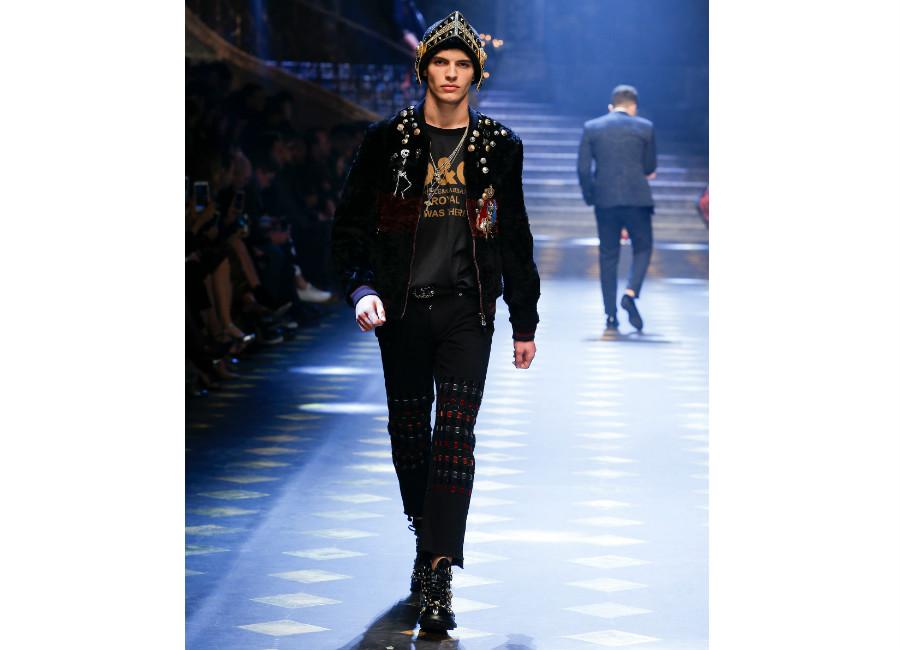milano fashion week-dolce-e-gabbana_1