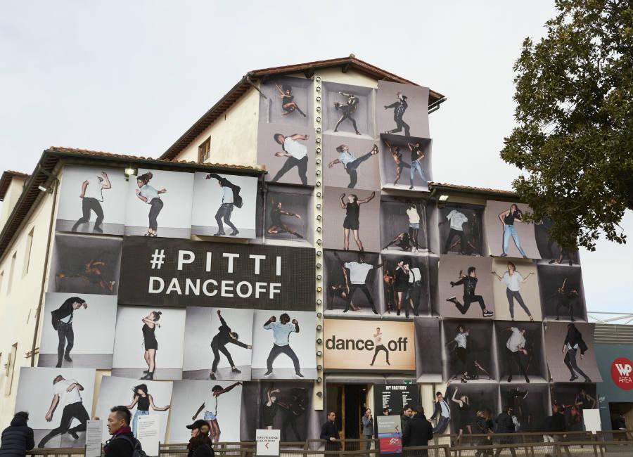 pitti immagine uomo-manifestazione fieristica, Pitti Dance Off_ credits AKAstudio-collective
