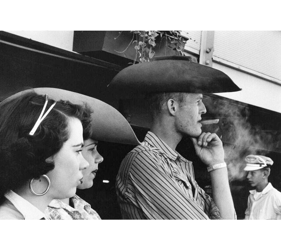 robert frank-mostra-americani-milano-rodeo-detroit-michigan-1955-foto-06