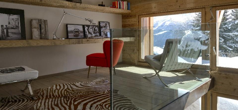 Verbier, l'incantevole chalet di Francesca Cutini per Studio 12