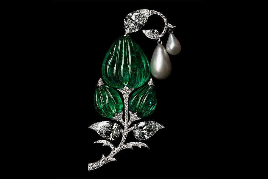viren-bhagat-an-emerald-diamond-natural-pearl-brooch-by-bhagat-foto-9