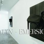 Arman e le sue Emersions, per la prima volta in Italia alla Galleria Cardi
