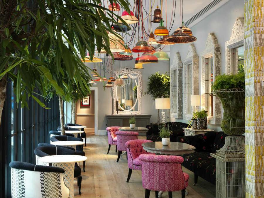 Ham Yard Hotel-Londra-Design-Hotel-Interno-Zona-Relax_1