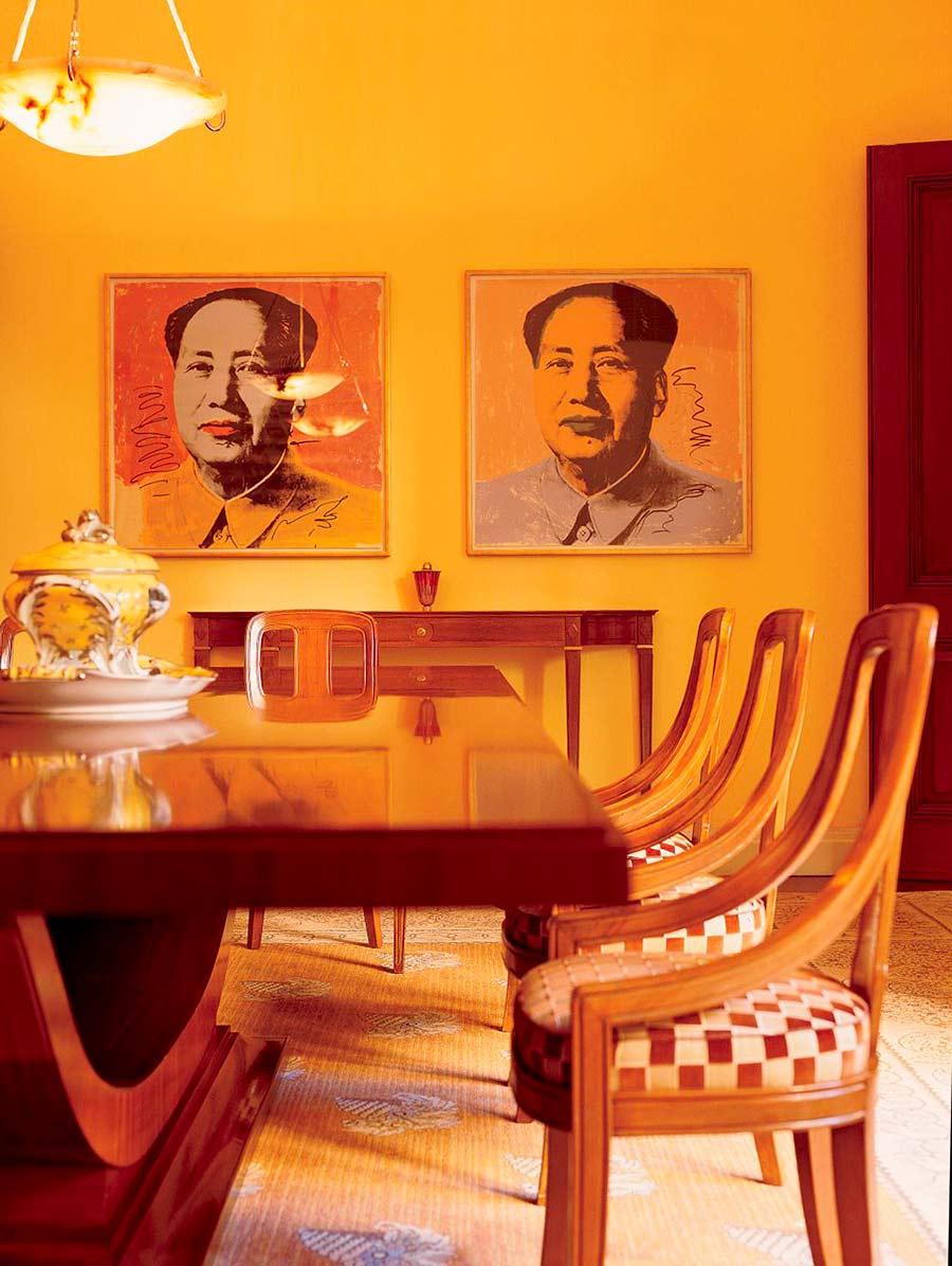 Jed Johnson-Art-decor-foto6-Interno-Stampe-Mao-Zedong