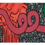 Gli omini di Keith Haring a Palazzo Reale