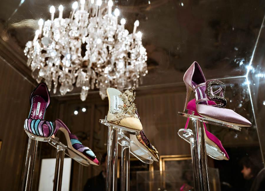 Manolo Blahnik _ The art of shoes_scarpa gioiello_ credits Alberto Feltrin
