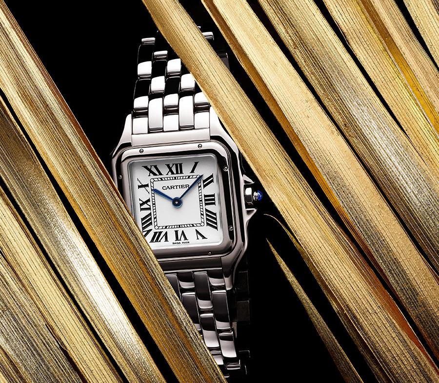 Panthere de Cartier-orologio-modello-medio-acciaio_J
