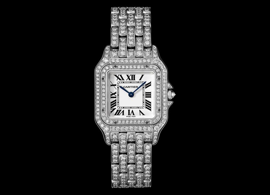 Panthere de Cartier-orologio-modello-medio-oro-bianco-con-pave-di-brillanti_10