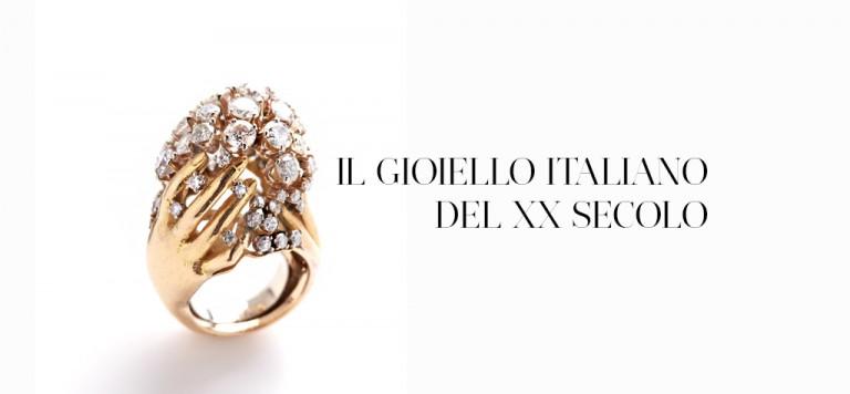Museo Poldi Pezzoli-copertina-Enrico Serafini Anello, Firenze 1950-1960 oro giallo, diamanti. Collezione privata