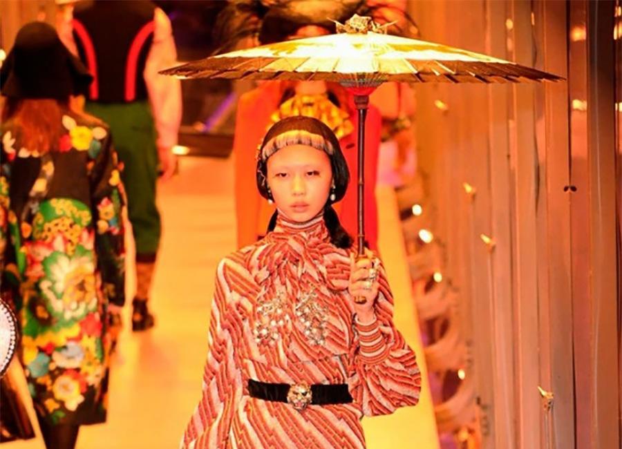 Milano Fashion Week I Designer Del Sol Levante