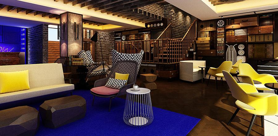 qt hotel-Foto9-Colori-Predominanti-Yves-Klein-blu-cedro