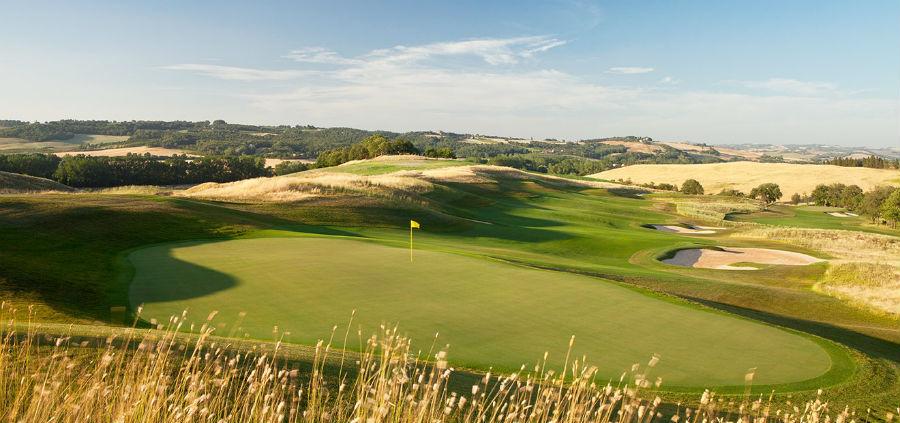Castiglion del Bosco Golf Club-resort-luxury-toscana-paesaggio-campo-golf