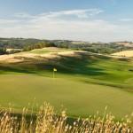 Castiglion del Bosco Golf Club, lusso green in Val D'Orcia