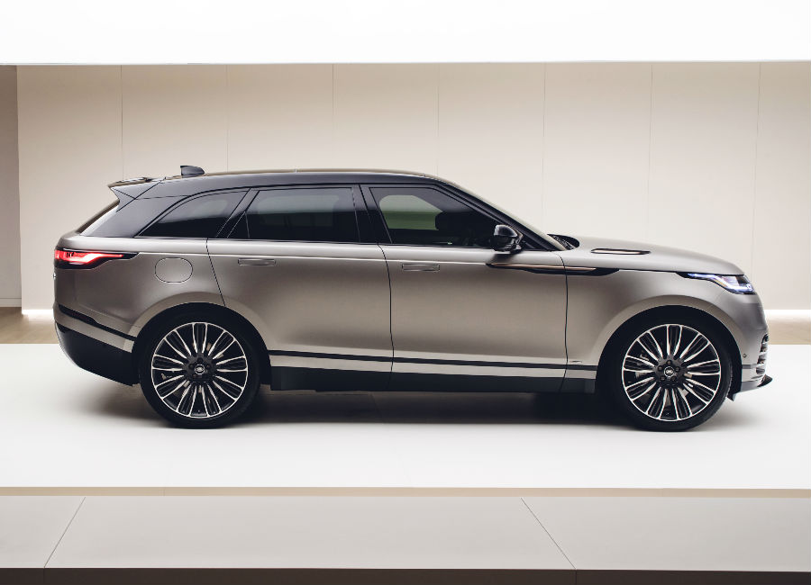 Salone di Ginevra-Range-Rover-Velar-laterale