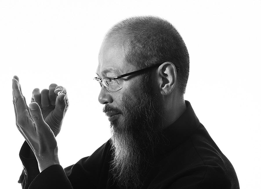 Wallace Chan-ritratto-bianco-e-nero