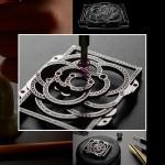 Baselworld2017 – Première Camelia Scheletrato – Chanel presenta il secondo calibro di manifattura