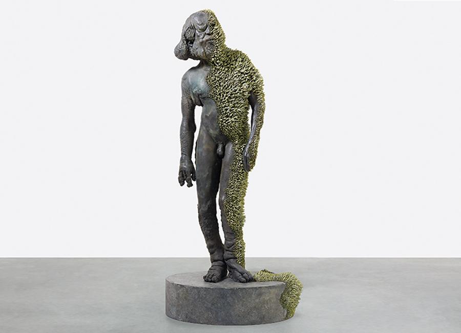 Damien Hirst-statua_Proteus-mostra-venezia