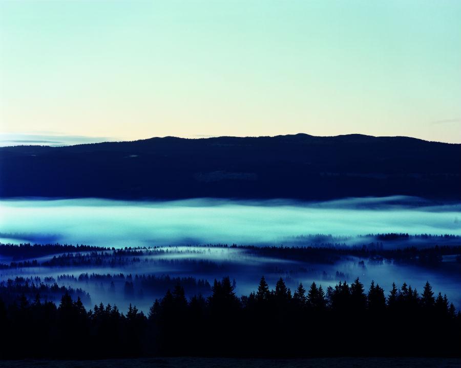 Dan Holdsworth-audemars piguet-la Vallee de Joux-nebbia_paesaggio-nella-nebbia