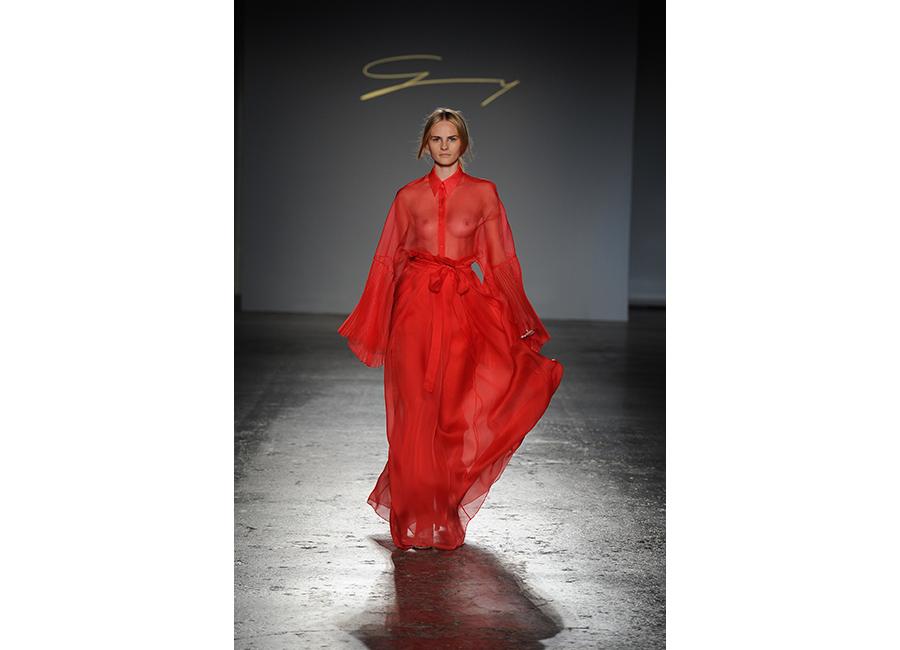 Genny-abito-trasparente-rosso