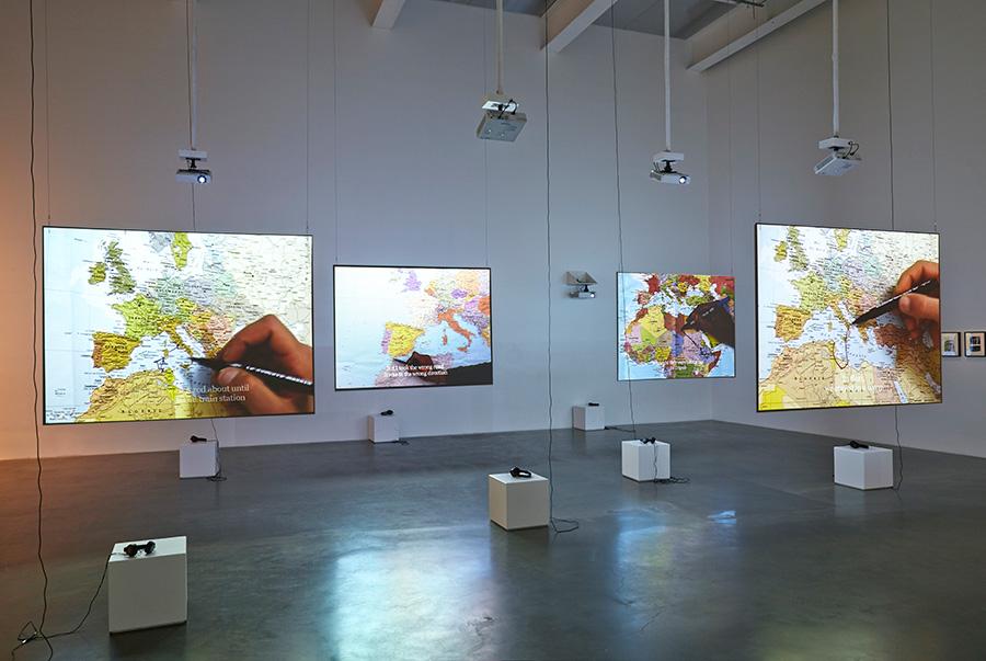 MILANO-LA-TERRA-INQUIETA-mostra-triennale-immagine-di-BOUCHRA KHALILI