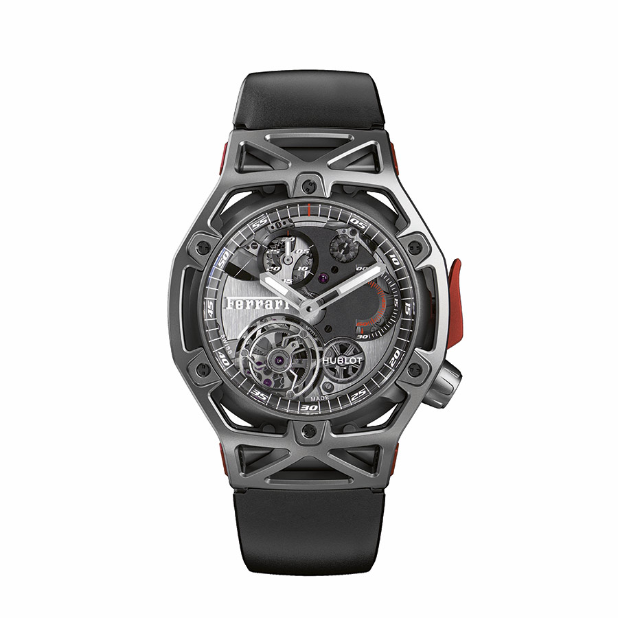baselworld-2017-canepa-LVMH-Techframe Ferrari 70 Years -foto-I